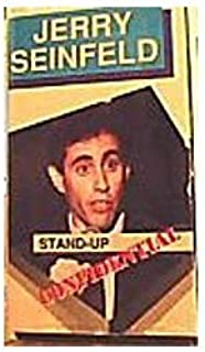 Jerry Seinfeld: Stand-Up Confidential VHS