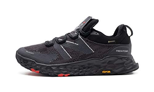 New Balance Hierro V5 Fresh Foam, Zapatillas de Trail Running Hombre, Negro, 47 EU
