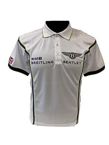 Bentley Continental GT3 Technical Polo Shirt, XS