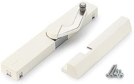 スガツネ工業 ランプ印 ラプコンドアダンパー LDD-S型 LDD-S-R WT 右吊元用 ホワイト