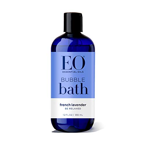 EO Bubble Bath: French Lavender, 12 Ounce, 3 Count