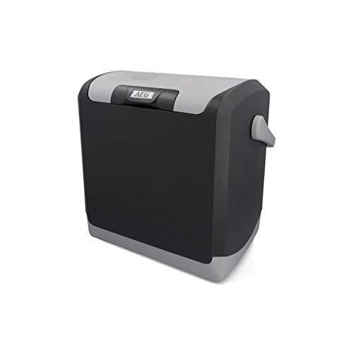 AEG Automotive Thermoelektrische Kühlbox KK 24 Liter, 12/230 Volt für Auto und Steckdose