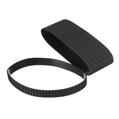 ARCADORA Lente de interfaz de usuario negro Zoom Grip & Enfoque Anillo de goma pieza de repuesto para Tamron 24-70mm 1:2.8
