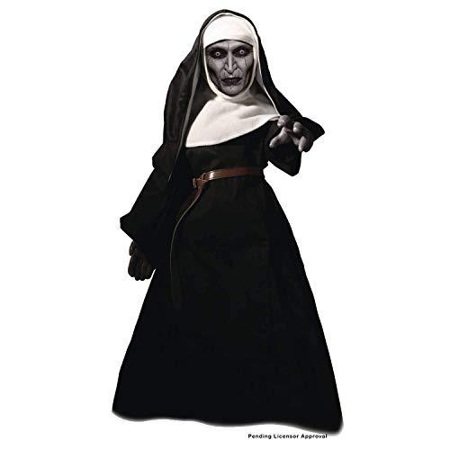 "Conjuring Universe The Nun Figure Mezco Toyz Horror 18"" Doll 90580"