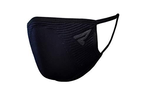 Rebelhorn Mundschutz Maske, Wiederverwendbar, Antibakteriell, Motorradfahren, Radfahren, Outdoor-Aktivitäten