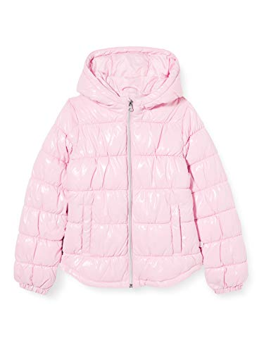 United Colors of Benetton 2EO053JX0 Giacca, Sweet Lilac 04a, XS Bambina