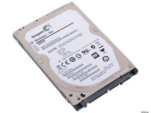 Disco duro de 320 GB SATA 2,5' Seagate/Grado A (Reacondicionado...