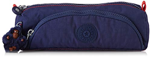 Kipling CUTE Astuccio, 22 cm, 1 liters, Blu (Polish Blue C)