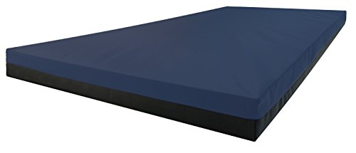 "North American Mattress Trapper Lite Bed 4"" Sports Camping Foam Sleep Pad with Nylon Cover"