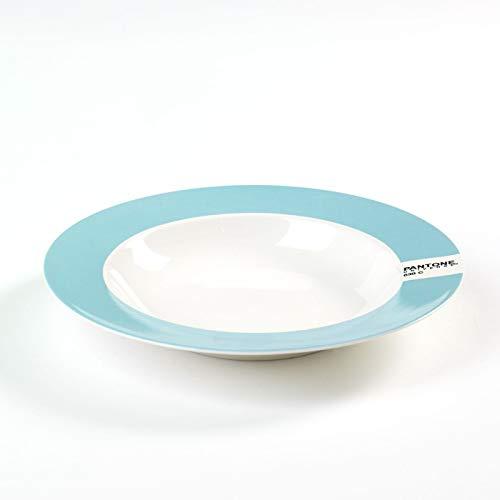 Assiette Creuse Ø22 630C Bleu