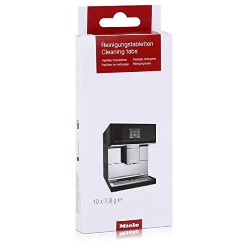 Miele Reinigungstabletten für Miele Kaffee-/Espressomaschinen 10x2g