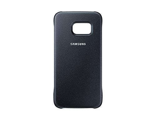 Samsung Handyhülle Schutzhülle Protective Case Cover für Galaxy S6, schwarz