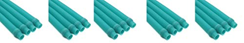 Why Should You Buy XtremepowerUS 4 Pcs Pool Cleaner Hose - Turquoise Blue (5)