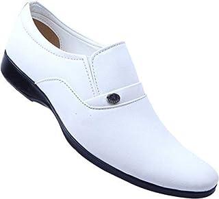 de99c31ebb13 VON HUETTE Faux Leather Look Casual Slip On Formal Loafer Office Shoes for  Men's/Boys