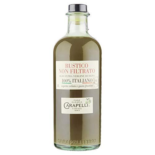 mächtig der welt Carapelli Non filtrato 1 l Olivenöl extra vergine Olio Vergine Oliva
