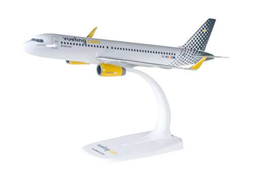 Herpa 610889 – 001 – Vueling Airlines Airbus A320