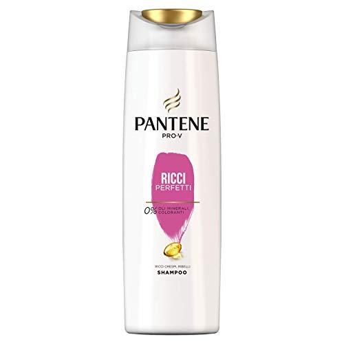 Pantene Pro - V Shampoo per Ricci Luminosi e Corposi, 225ml