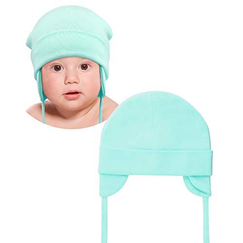 DRESHOW Sombrero de Bebé Gorro de Bebé Niña Lindo Oso Oreja Recién...