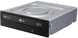 LG - NETWORK ATTACHED STORAGE LG ElectronicsGH24NS95 DVDRW DL 24X SATA BLK. MDISC RETAIL W/ SW. MDISC RETAIL W/ SW