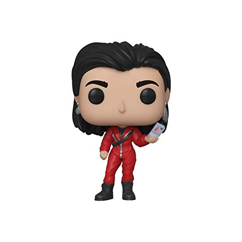 Funko- Pop TV: La Casa de Papel-Nairobi Collectible Figure,