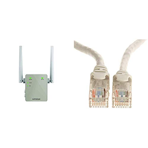 NETGEAR WiFi Booster Range Extender - Covers up to 1200 sq ft and 20...