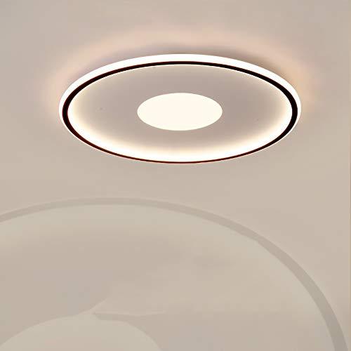Estilo minimalista moderno, lámpara de techo redonda, decoración, iluminación, lámpara de techo ultrafina, lámpara de techo LED, dormitorio, sala de estudio, sala de estar