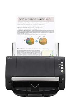 Fujitsu fi-7140 Robust General Office Desktop Color Duplex Document Scanner with Auto Document Feeder  ADF