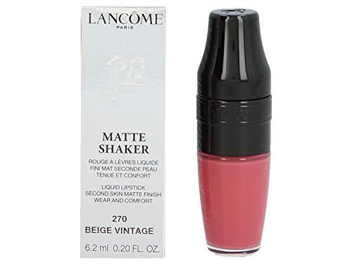 Lancome Matte Shaker Rossetto Liquido Lunga Tenuta 270