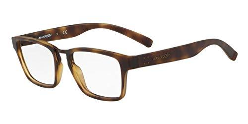 Arnette 0AN7152 Monturas de gafas, Brown Havana, 53 para Hombre