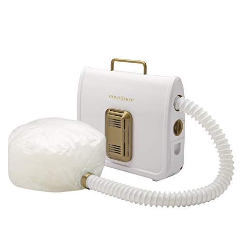Gold N' Hot Professional Ionic Soft Bonnet Dryer