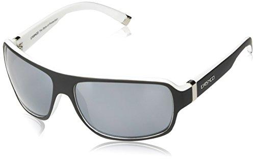 Casco Sportbrille SX-61  Bicolor, Schwarz/Weiß, 09.1741.02