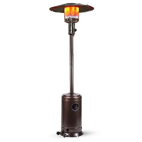 Outdoor Patio Propane Space Heater - 46,000 Btu...