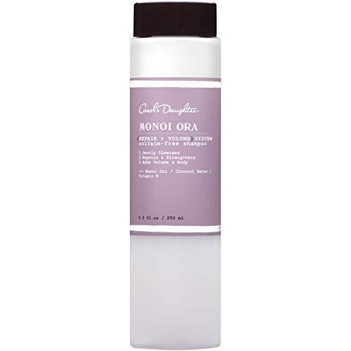 Carol's Daughter Monoi Ora Sulfate-Free Shampoo, 8.5 fl oz (Packaging May Vary)