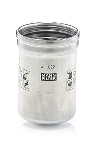 Original MANN-FILTER W 1022 - Schmierölwechselfilter - für Industrie, Land- und Baumaschinen