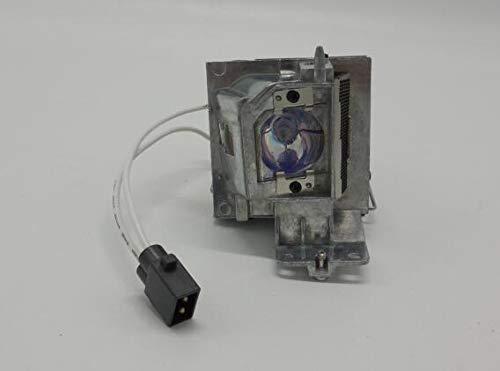Supermait BL-FP190D SP.8VH01GC01 A+ Calidad Bombilla Bulbo Lámpara de Repuesto para proyector con Carcasa Compatible con OPTOMA HD141X EH200ST GT1080 HD26 S316 X316 W316 DX346 BR323 BR326 DH1009