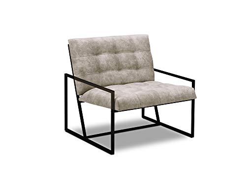 Windsor & Co Sessel, Stellar, 1 Sitzer, Taube, 82 x 77 x 78 cm
