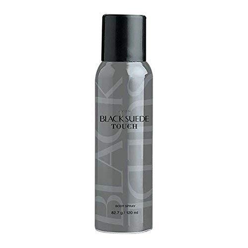 AVON Black Suede Touch - Body Spray 120ml