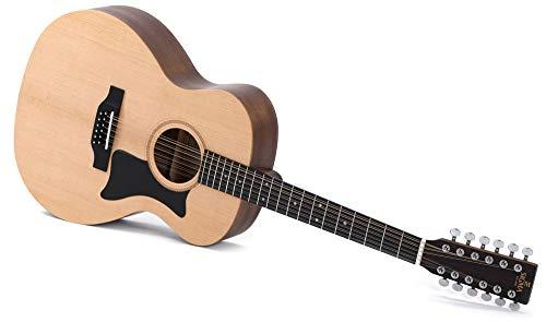 Sigma Guitars GM12+ Grand OM - Cuerdas para guitarra acústica (12 ...