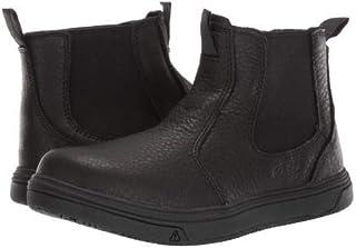 [キーン] Utility メンズ 男性用 シューズ 靴 ブーツ 安全靴 ワーカーブーツ Soft Toe Kanteen Romeo - Black/Magnet [並行輸入品]
