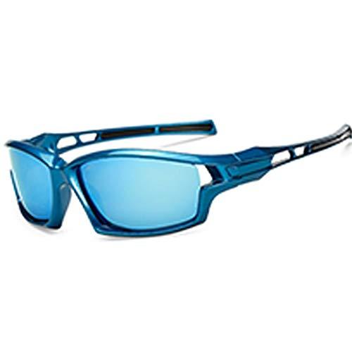 Polarisierte Sonnenbrille Herren Damen Retro Sonnenbrille Männlich, Sport Im Freien Golf Radfahren Angeln Wandern Eyewear Sonnenbrille, Ultraleichter Rahmen,1