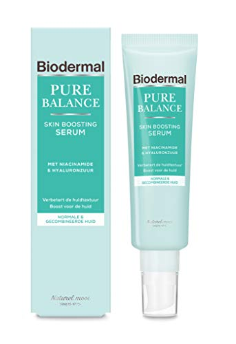 Biodermal Pure Balance Skin Boosting Serum - 30ml