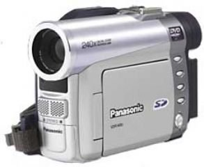 Panasonic VDR-M30DVD della videocamera