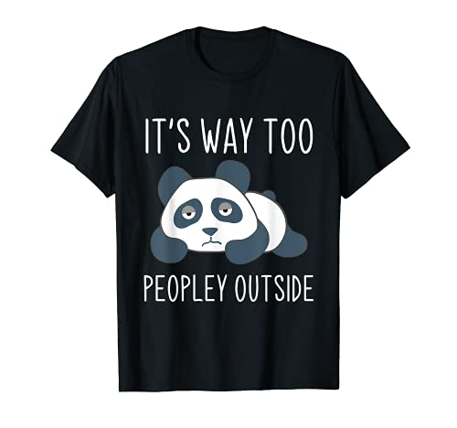 Panda Chocolat Géant Peluche Panda Panda Chocolat T-Shirt
