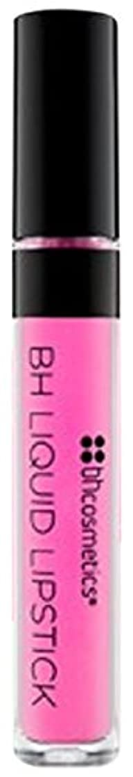 それから気難しい財団BHCosmetics BHリキッドリップスティック - 長期着用マットリップスティック:プリンセス ピンク