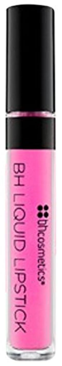 音節遊びますぬれたBHCosmetics BHリキッドリップスティック - 長期着用マットリップスティック:プリンセス ピンク
