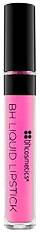 八びっくりする講師BHCosmetics BHリキッドリップスティック - 長期着用マットリップスティック:プリンセス ピンク