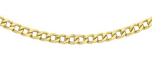 Carissima Gold Collar de mujer con oro amarillo de 9 K (375), 61 cm