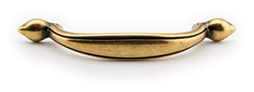 Poignée style Art Déco Petit Valenzia or 14 x 100 – Melange qualité en Europe depuis 1998