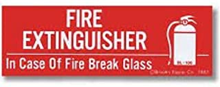 Best glass fire extinguisher case Reviews