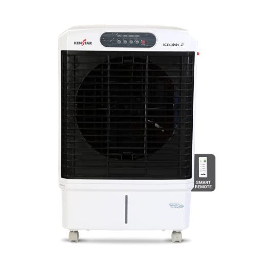 Kenstar KCIIRF1H-FMA Air Cooler - 60 litres, White